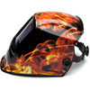 Pyramex Leadhead Auto-Darkening Flame Welding Helmet WHAM3030FL Profile