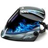 Pyramex Leadhead Auto-Darkening Fire Metal Welding Helmet WHAM3030FM Profile