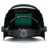 Pyramex Leadhead Auto-Darkening Glossy Black Welding Helmet WHAM3030GB Back