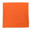 Pack of 25 Radians Made in USA Hi Vis Orange Face Covering Neck Gaiter RAD-NGOBE-PK25 Flat