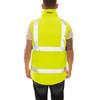 Tingley Class 2 Hi Vis Reversible Insulated Vest V26022 Back