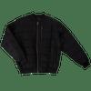 Tough Duck Quilted Black Bomber Jacket WJ01 Back