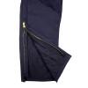 TECGEN FR Deluxe Lined Made in USA Bib Overall BIB6DQ2 Leg Zipper