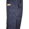 TECGEN FR Deluxe Lined Made in USA Bib Overall BIB6DQ2 Pockets