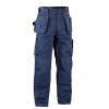 Blaklader 9.5oz. Flame Resistant Navy Blue Work Pants 163615508900 Front