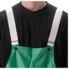 NASCO ASTM D6413 AcidBasic Chemical Handling Made in USA Industrial Bib Trouser 52TG Close Up