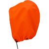 NASCO Hi Vis WorkLite Detachable Made in USA Rain Jacket Hood H80455 Orange
