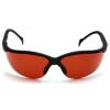 SB1835S Pyramex Safety Glasses Sun Block Bronze Venture II - Box Of 12