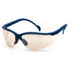 Box of 12 Pyramex Venture Indoor-Outdoor Mirror Safety Glasses SMB1880S