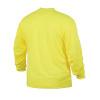 Pyramex Non-ANSI Hi Vis Lime Long Sleeve Moisture Wicking T-Shirt RLTS3110NS Back