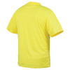 Pyramex Non-ANSI Hi Vis Lime Short Sleeve T-Shirt RTS2110NS Back
