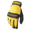 DeWALT Box of 12 Synthetic Leather Work Gloves DPG20 Top
