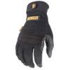 DeWALT Box of 12 Vibration Reducing Work Gloves Premium Padded DPG250 Top