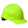 Radians Box of 20 Made in USA Hard Hats with 6 Point Ratchet Suspension GHR6 lime