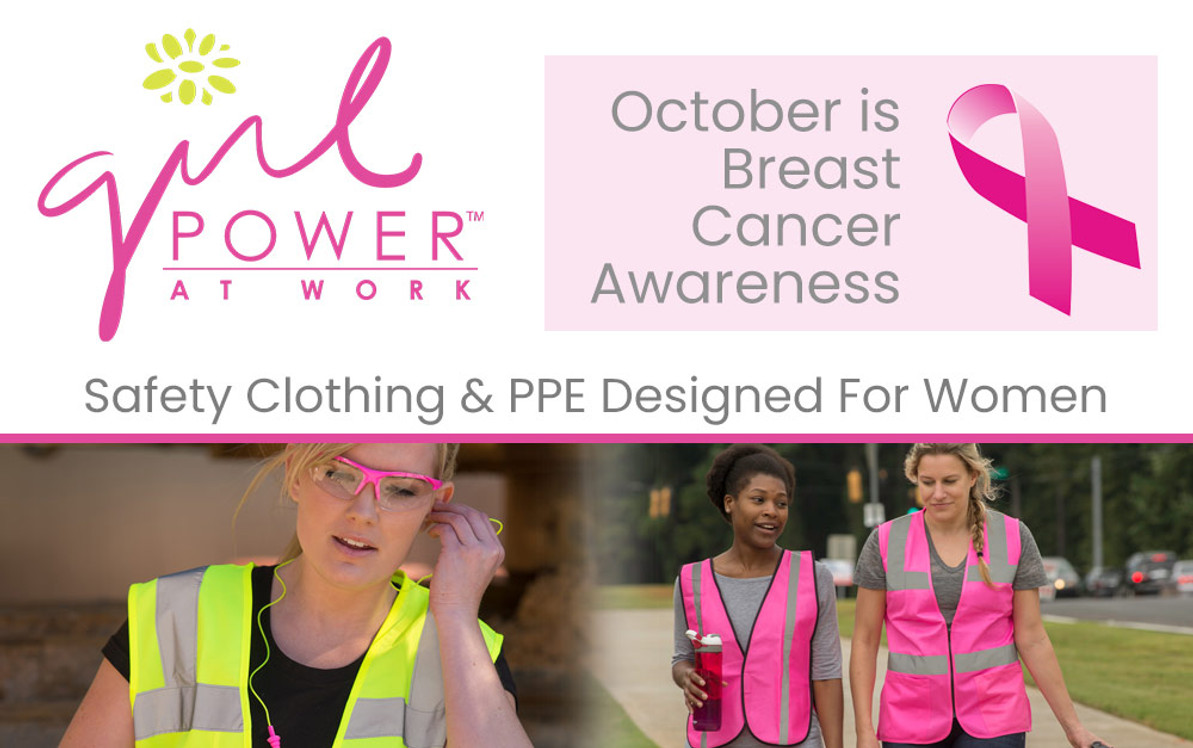 October is Pink for Breast Cancer Awareness