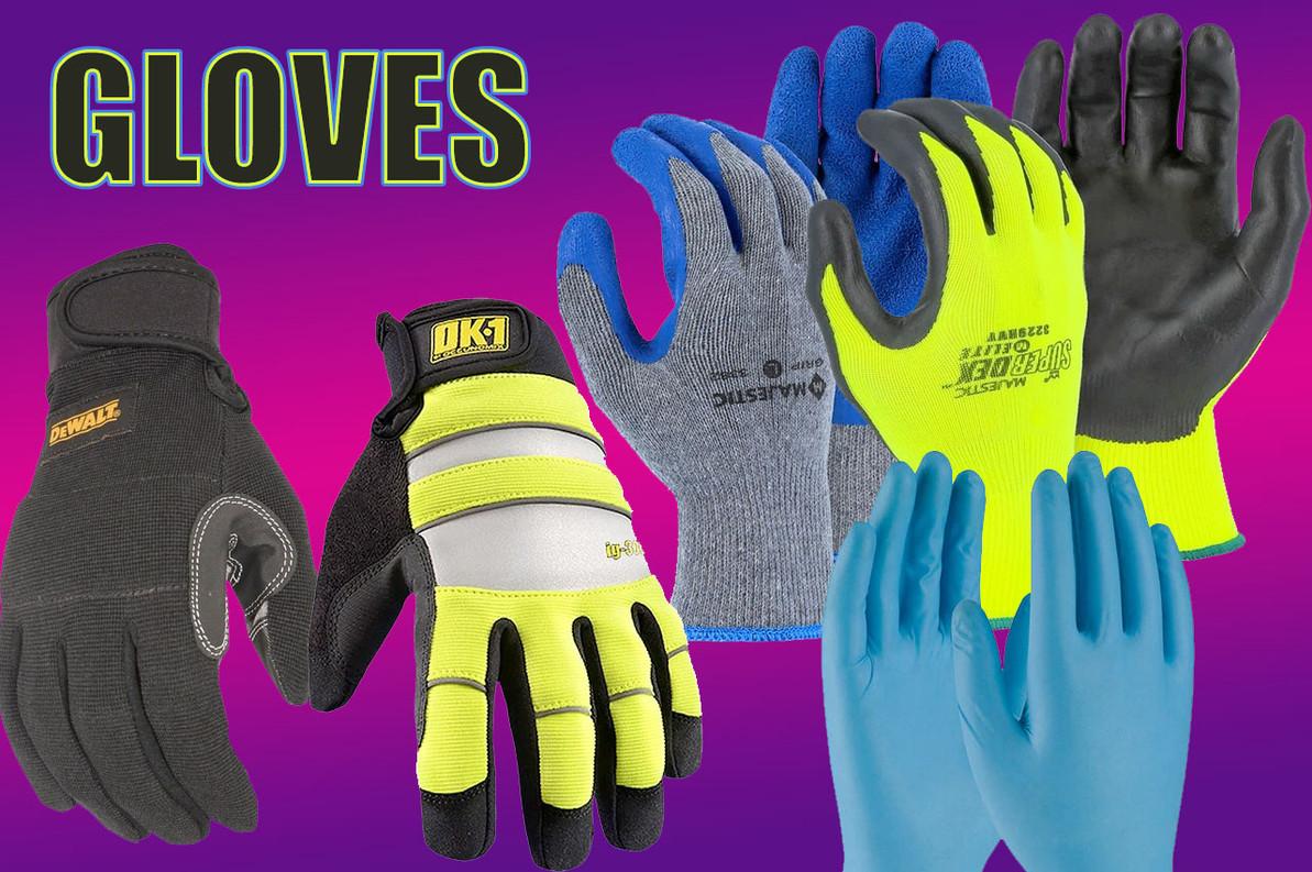 Gloves - Safety & Warmth