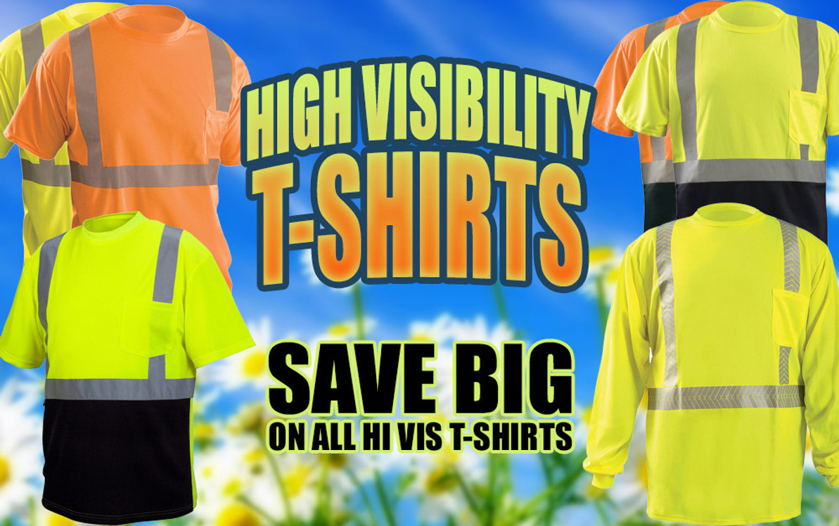Hi Vis T Shirt Season