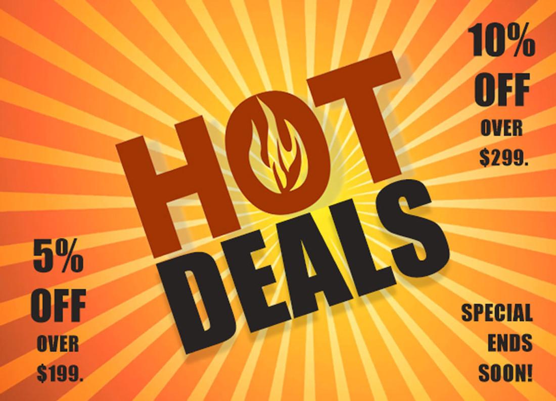 Hot Deals at SafetySmartGear.com