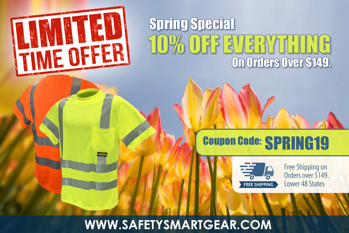 Safety Smart Gear Coupon Offer