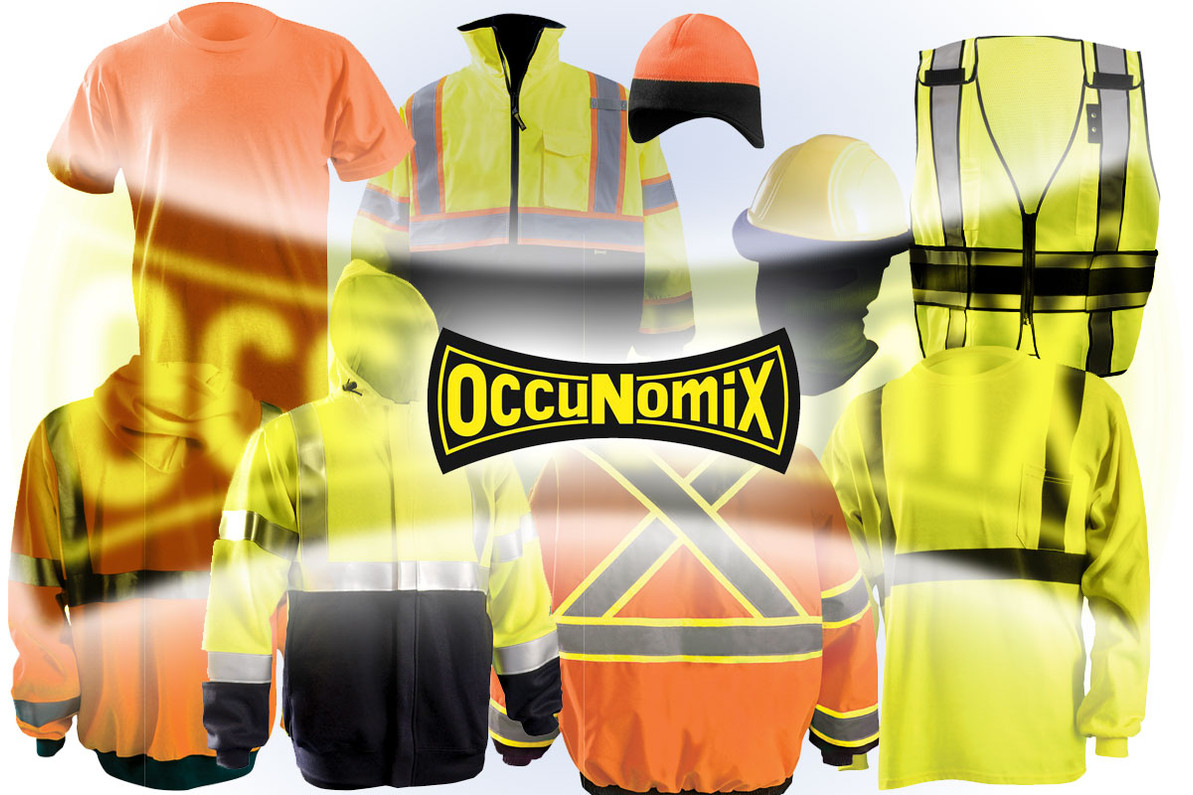 Where Do I Find Occunomix Safety Clothing?