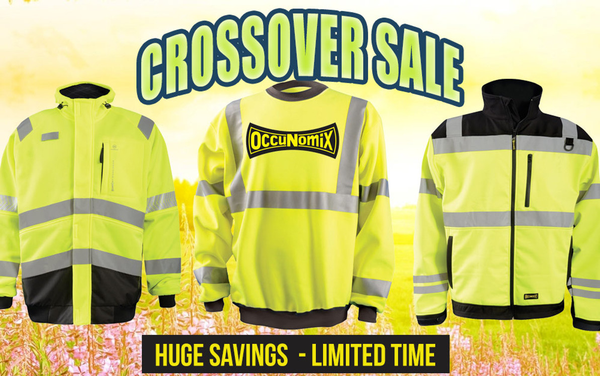Occunomix Crossover Jacket Sale