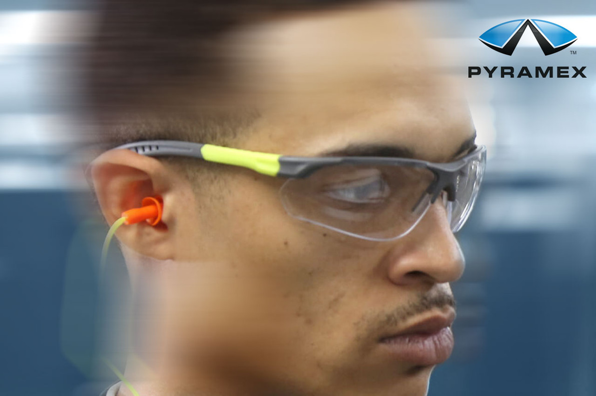 Pyramex Eye Protection by the Dozen