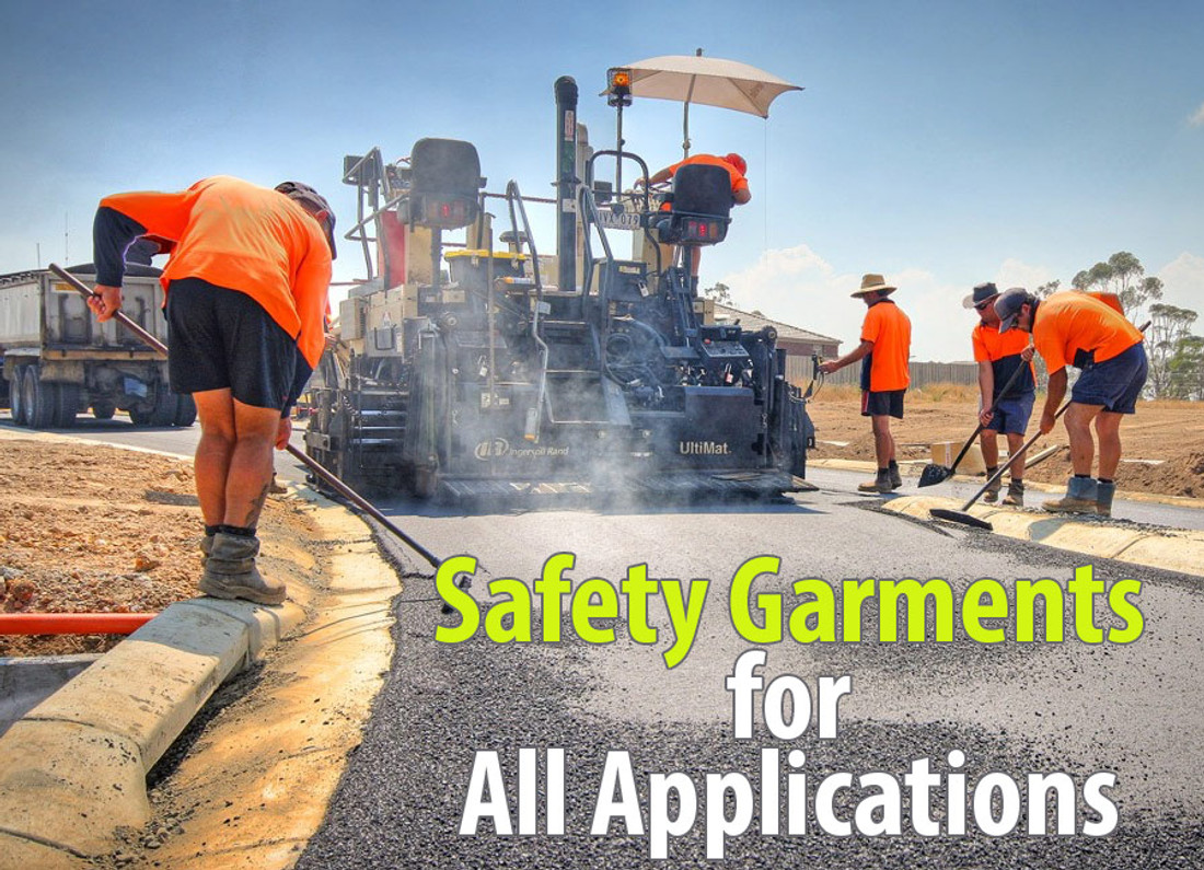 Safety Garments for All Applications