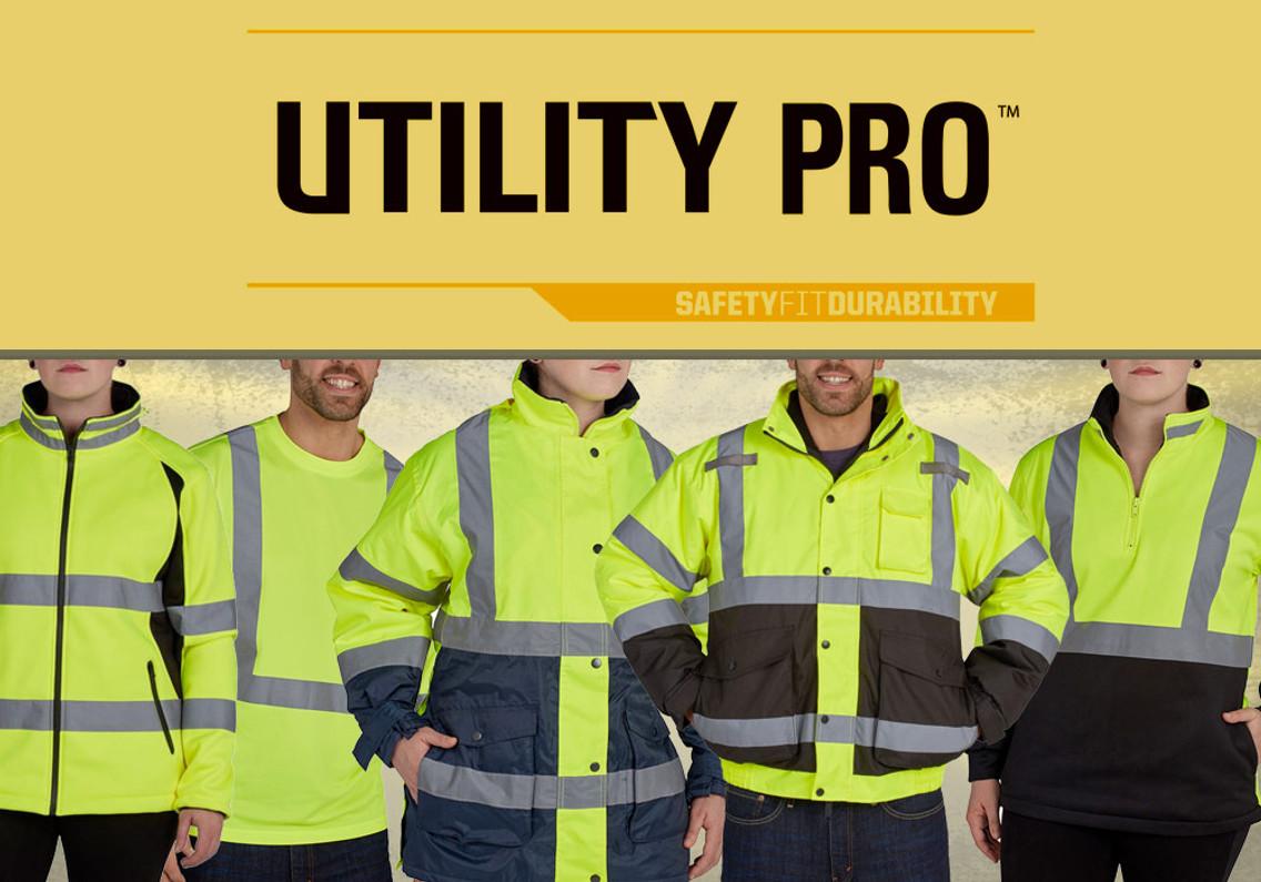 Utility Pro Safety Clothing with Teflon Protection