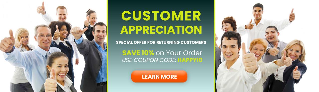 Happy Hi Vis Customers