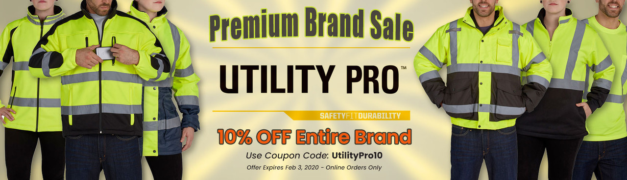 Utility Pro Coupon Offer
