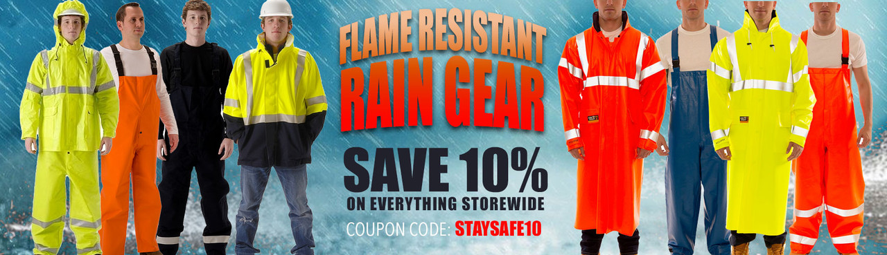 FR Rain Gear Sale
