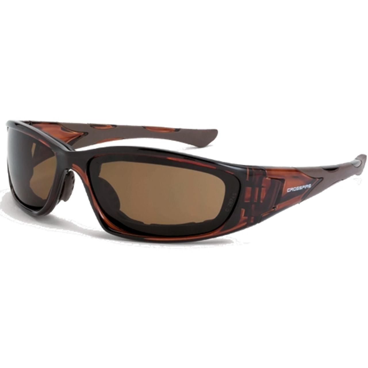 Crossfire 20291 M6A Smoke Lens and Crystal Black Frame