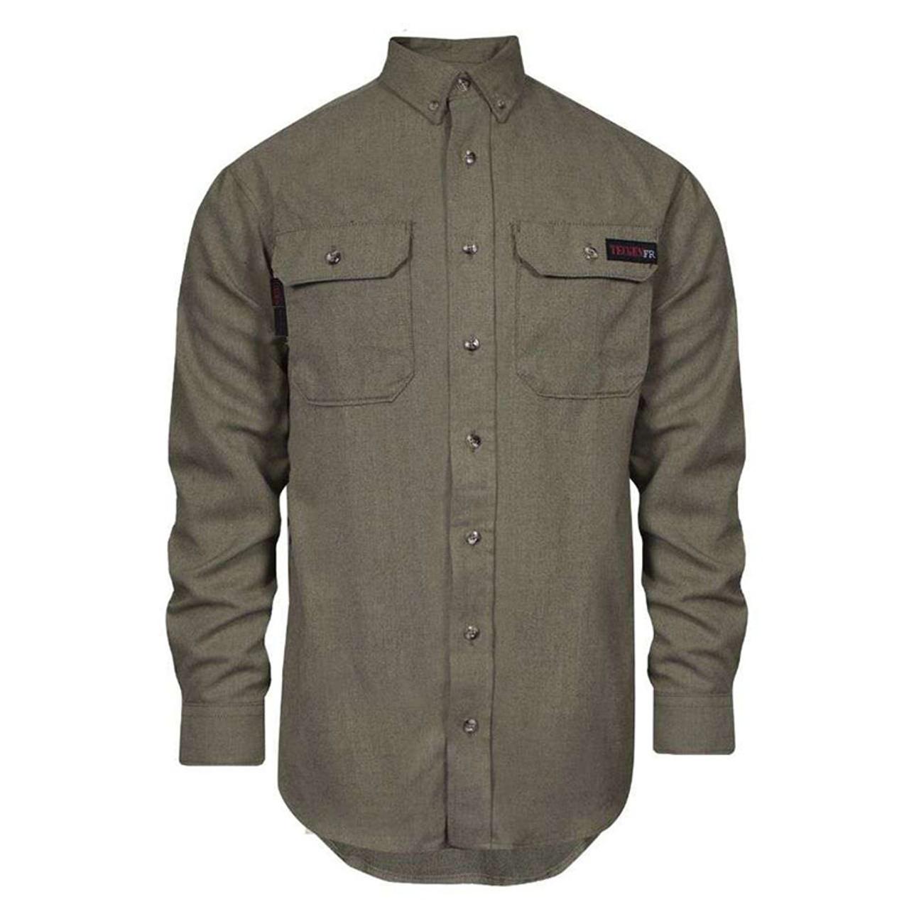 7aa44edb83e8 NSA FR TECGEN Select Work Shirt TCG011