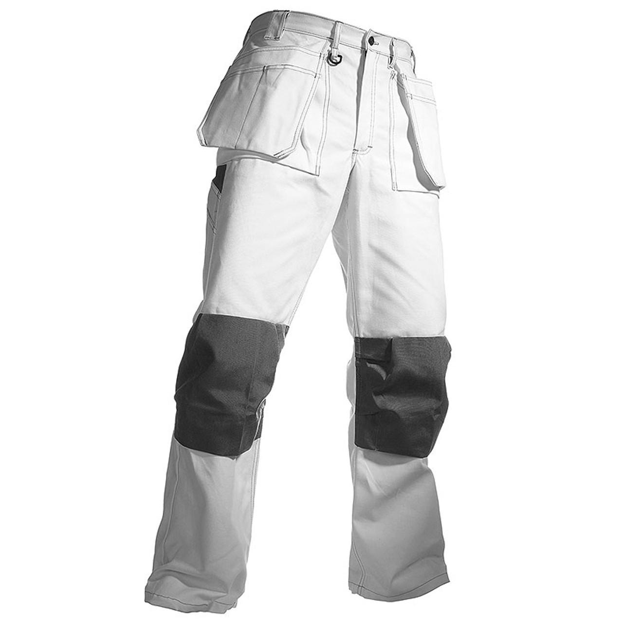 Kanon Blaklader Painter Pants 11 oz White BL-1631-1210 AK-28