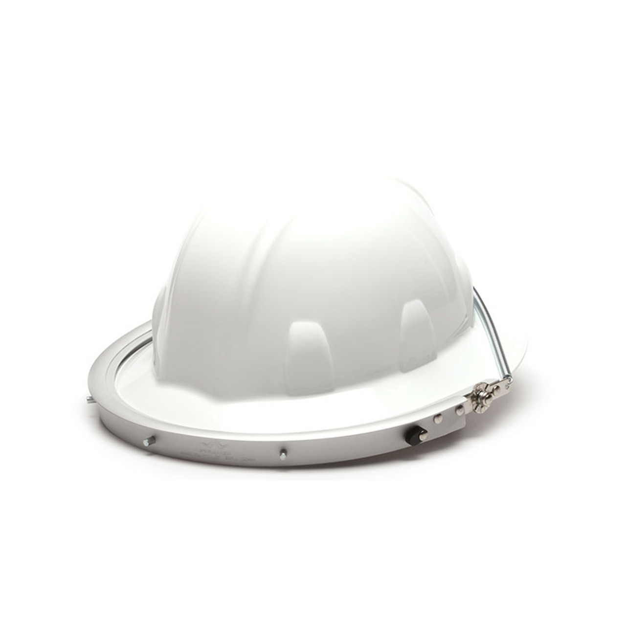 Hhabw for sale online Pyramex Dielectric Full Brim Hard Hat Adapter