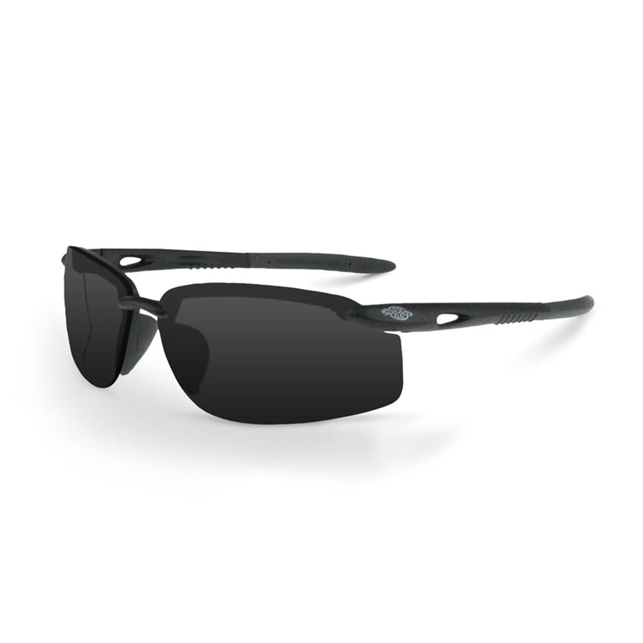 4bb4dc3381 Crossfire ES5W 1241W Safety Glasses - Smoke Lens - Box of 12 - ES5W-1241W