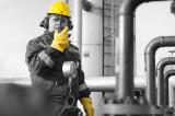 Industrial Chemical Splash Safety Gear