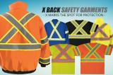 X Back Safety Clothing