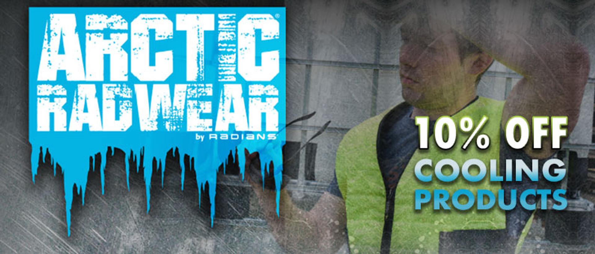 Arctic Radwear 10% Off