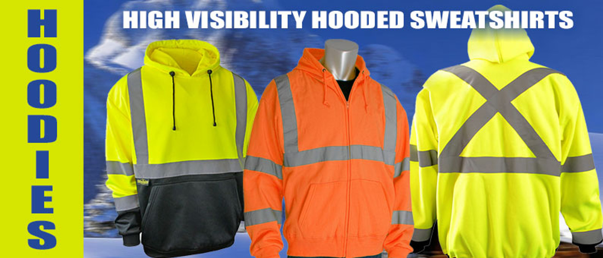Hi Vis Hoodies Special Offers