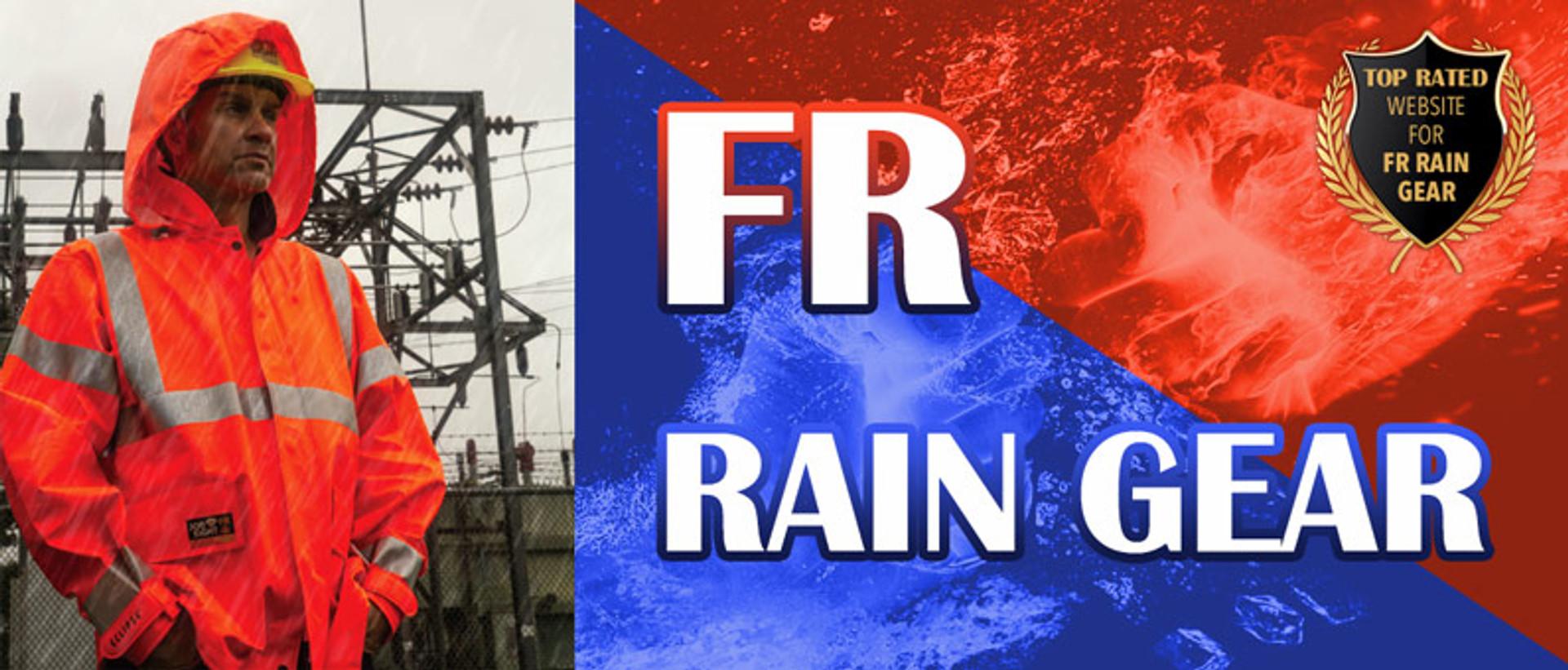 FR Rain Gear - Top Rated