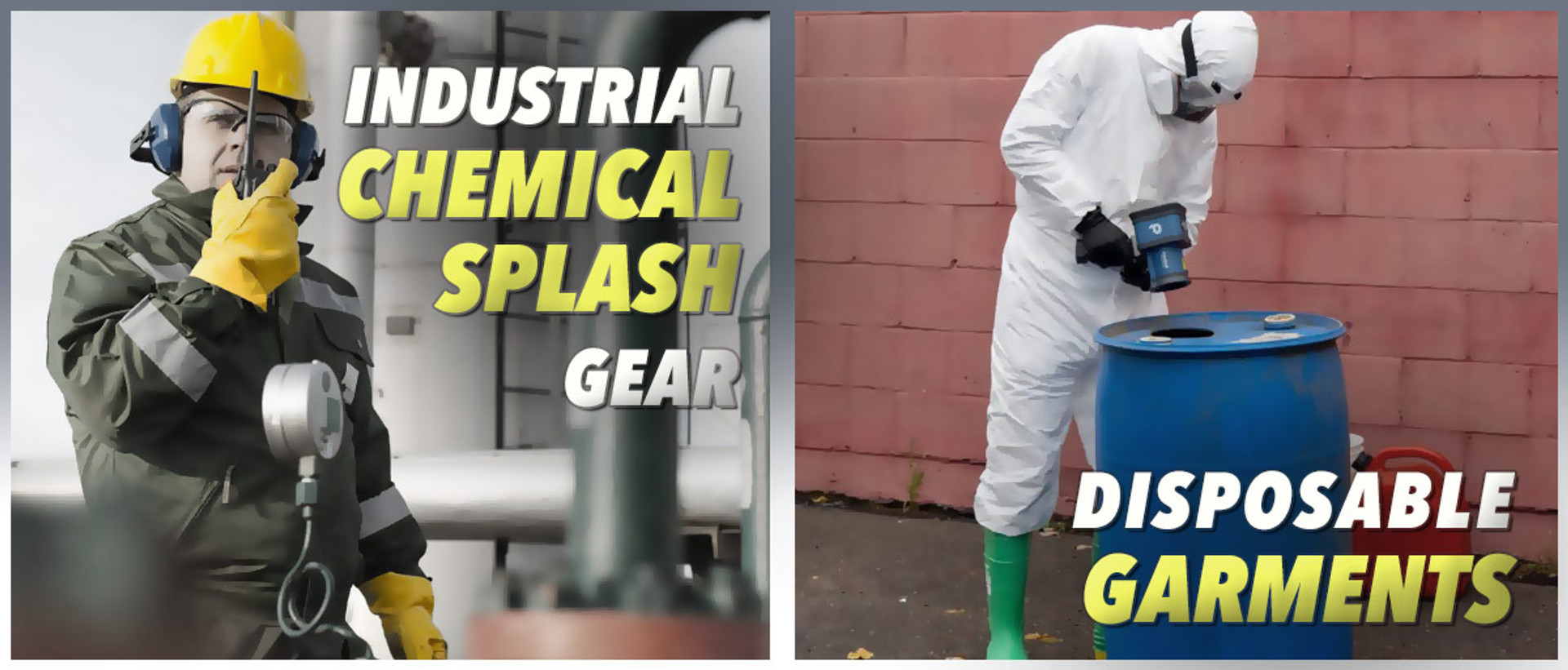 Chemical Splash Gear