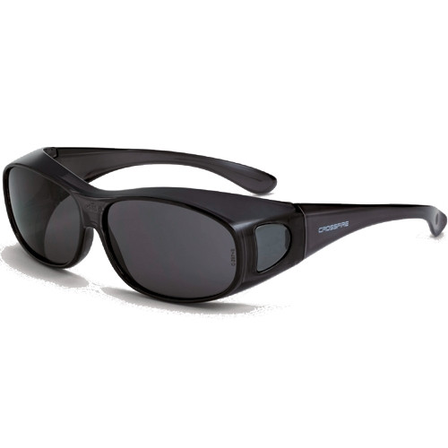 Crossfire OG3 Safety Glasses - Over The Glass - Box of 12 - 3116