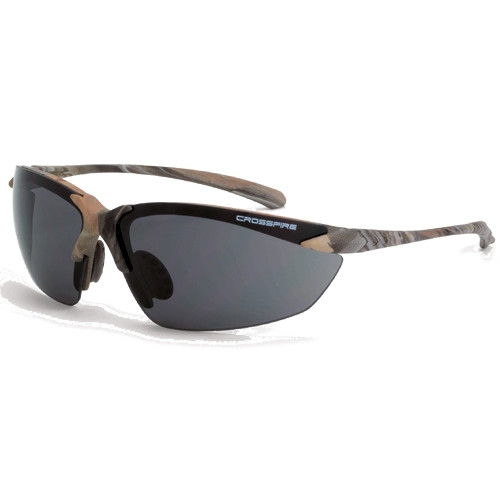 Crossfire Sniper Safety Sunglasses - Box of 12 - 9141