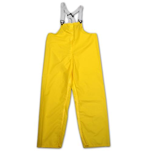 Neese 275BT Non-ANSI Hi Vis Tuff Wear Bib Style Rain Pants 27001-12