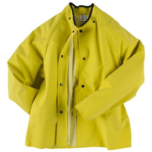 Neese ASTM F903 Yellow 45SJ Magnum Industrial Rain Jacket 45001-01 Jacket