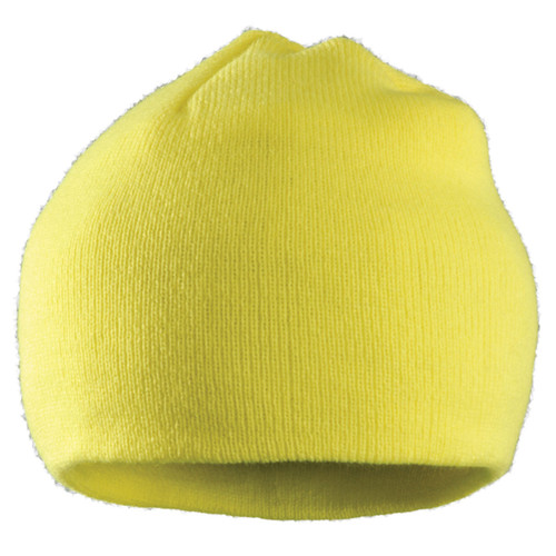 Occunomix Hi-Viz Yellow Hot Rods Insulated Beanie 1091-HVY