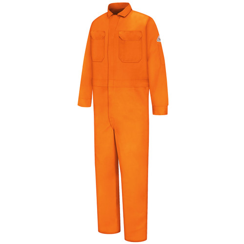 Bulwark FR Excel Classic Coveralls CED2 Orange Front