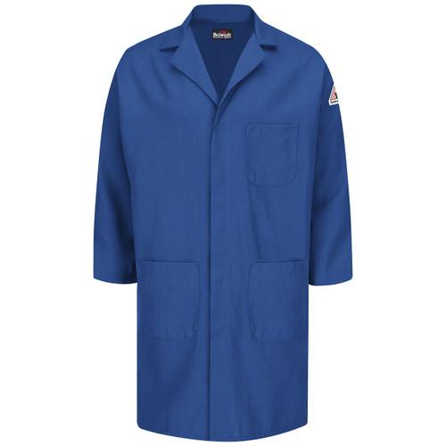 Bulwark FR 6 oz. Nomex Lab Coat KNL6RB Front