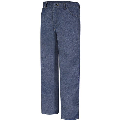 Bulwark FR 12.5 oz. Excel Relaxed Fit Denim Jeans PEJ2DD Front